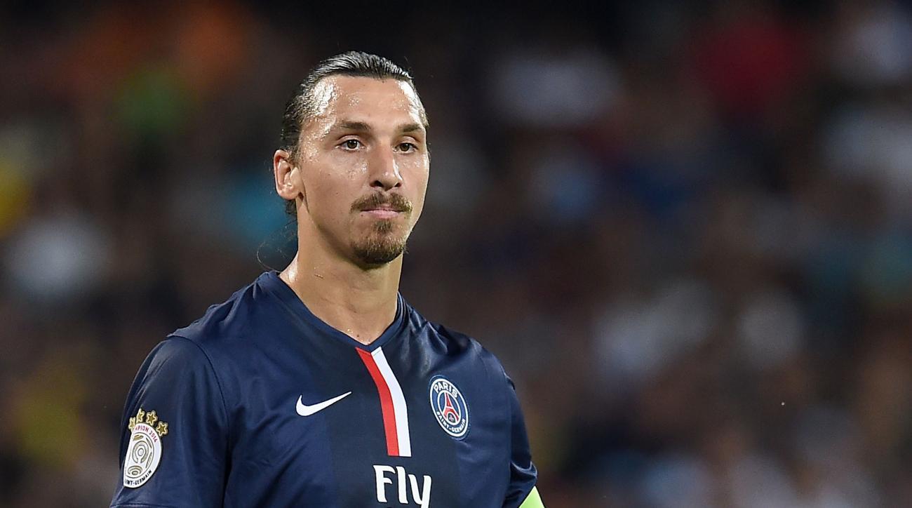 Zlatan Ibrahimovic return