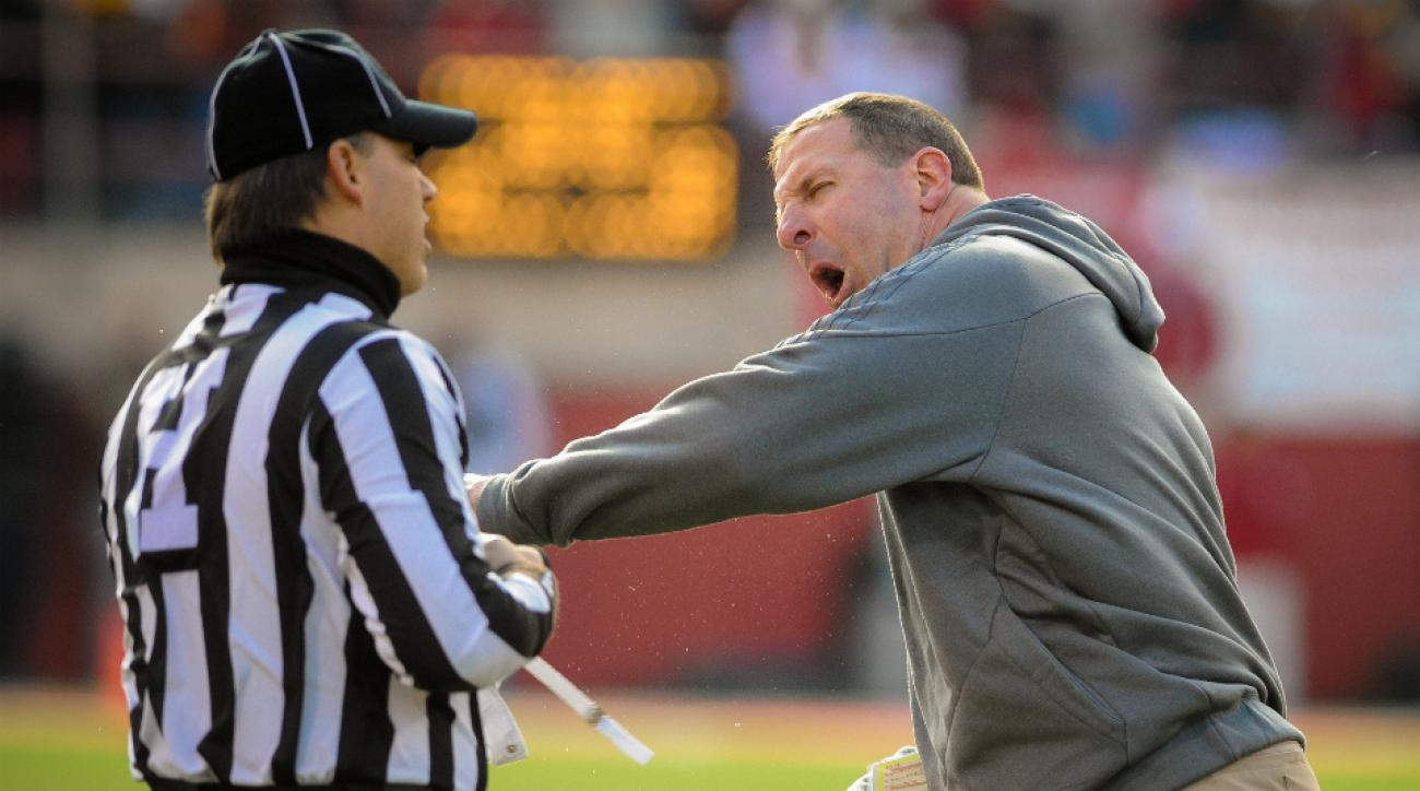 Nebraska coach Bo Pelini marijuana out of control
