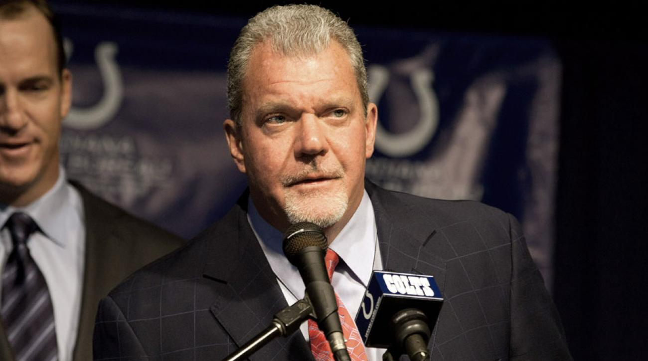 Jim Irsay reaches plea bargain in OWI case