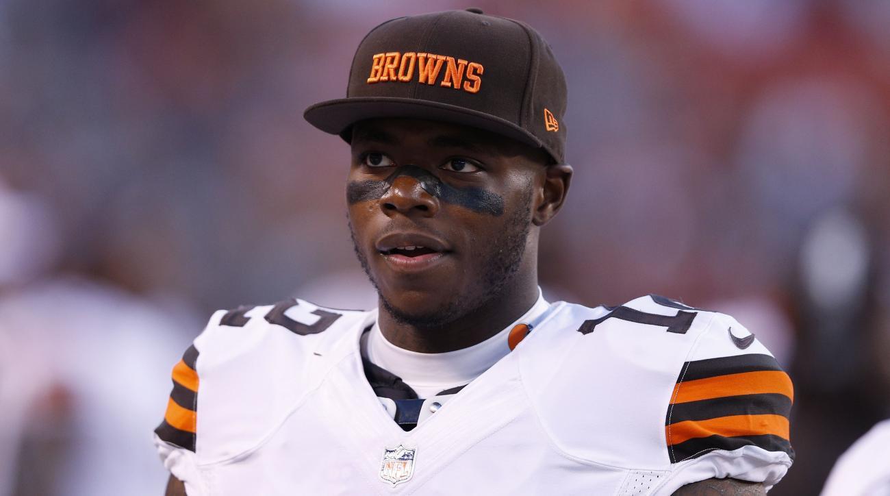 Browns support Josh Gordon