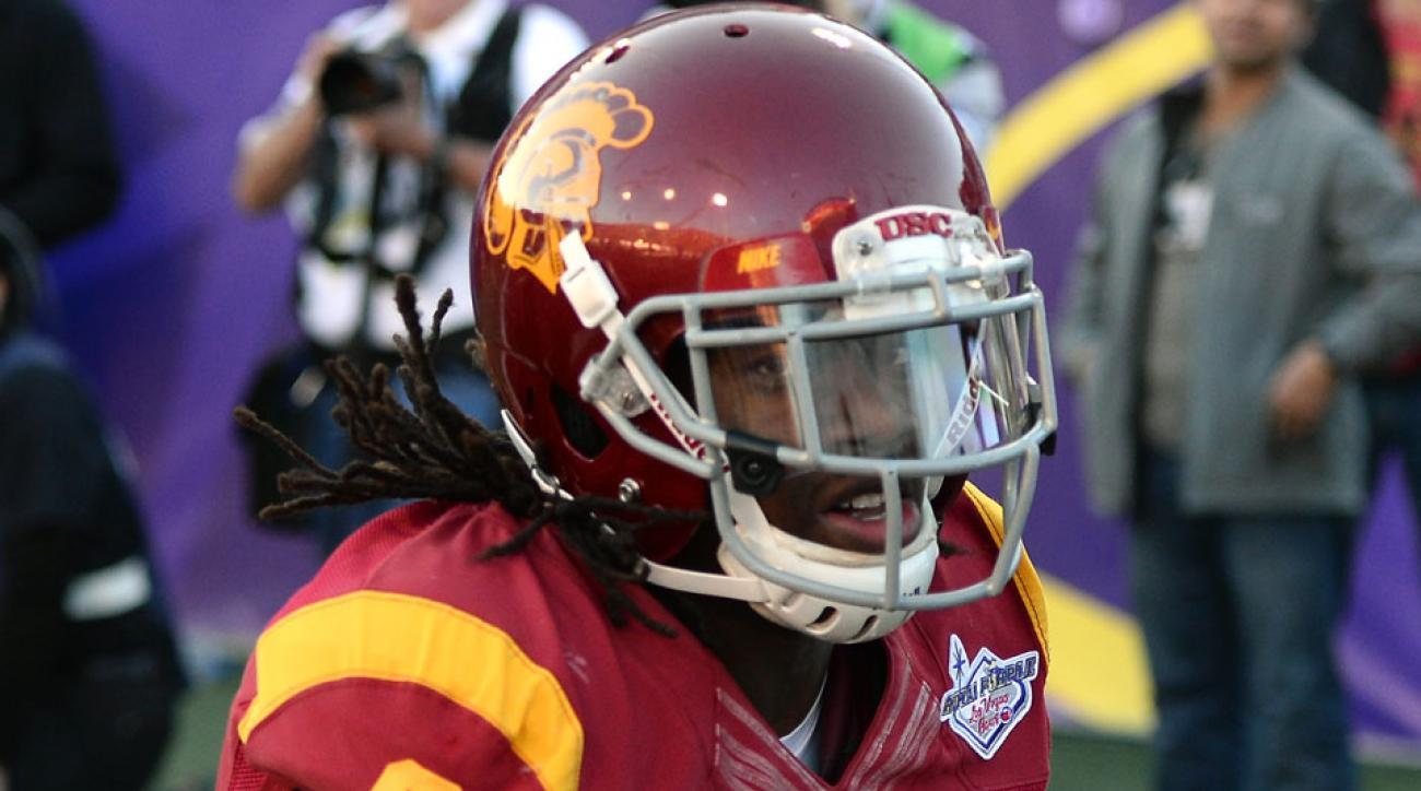 Josh Shaw of USC is being investigated in relation to a domestic violence incident