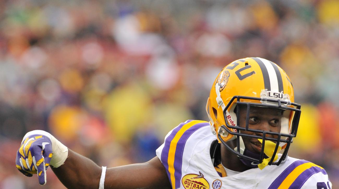 lsu wisconsin rashard robinson did not travel