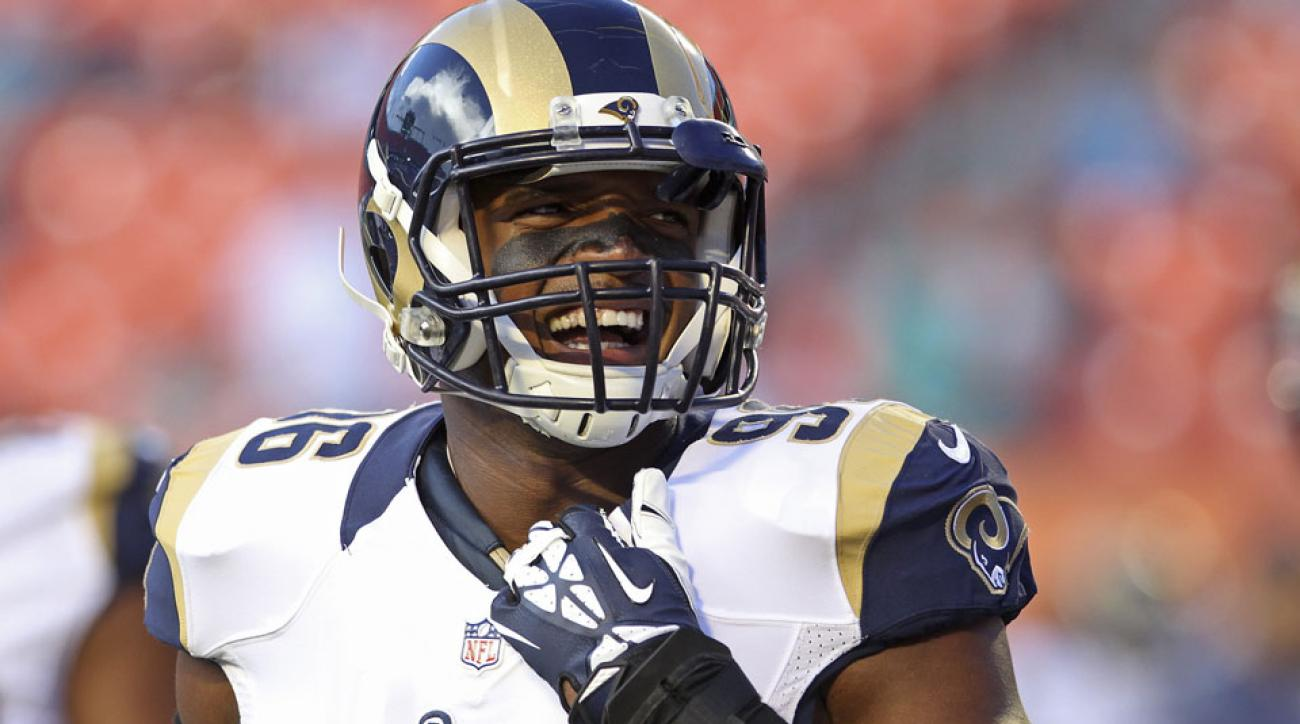 Michael Sam did not make the final 53-man roster of the St. Louis Rams.