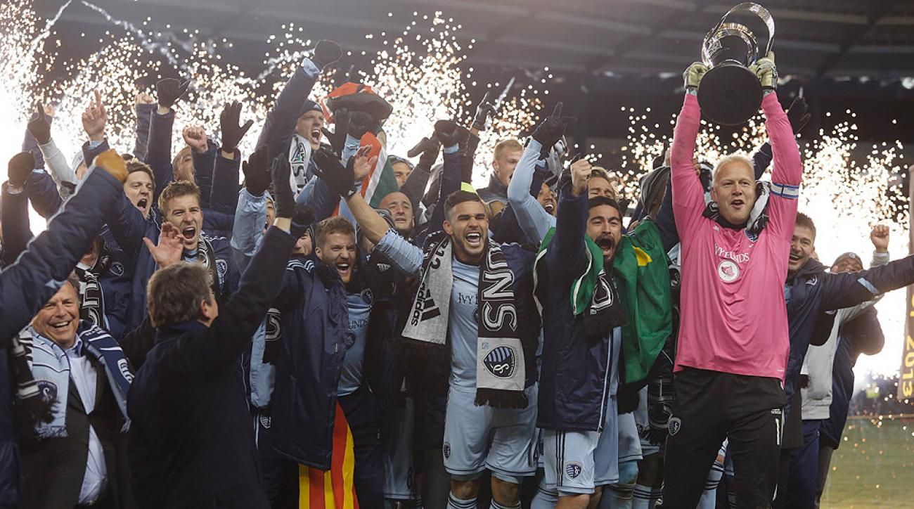 Sporting Kansas City agreed to a partnership with Brazilian powerhouse Fluminese FC.