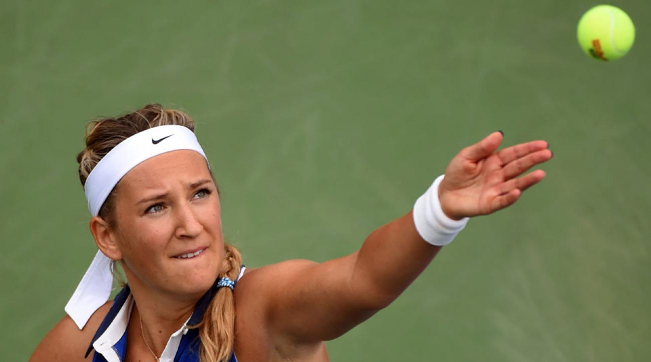 A smattering of upsets at the U.S. Open could open the door for Victoria Azarenka to make a run in New York.