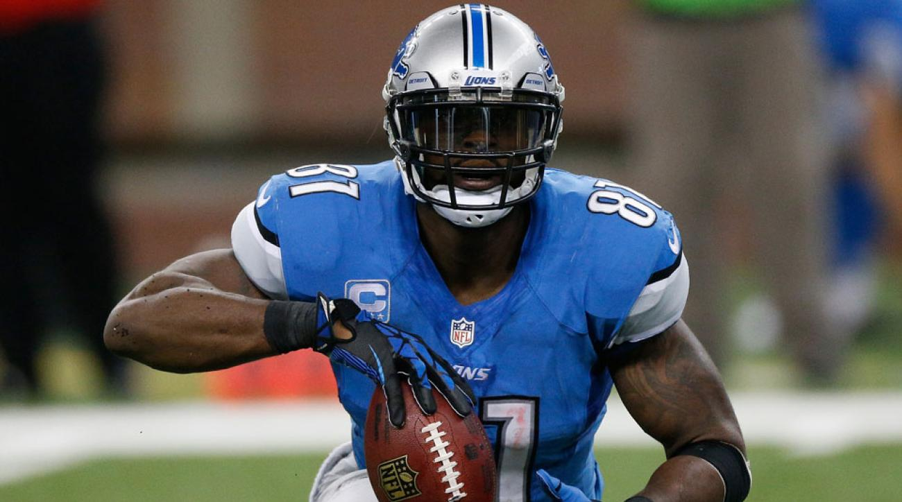 Calvin Johnson and the Detroit Lions will play the New York Giants to open Monday Night Football in 2014.