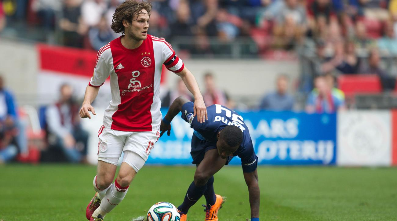 Daley Blind transfer Manchester United ajax