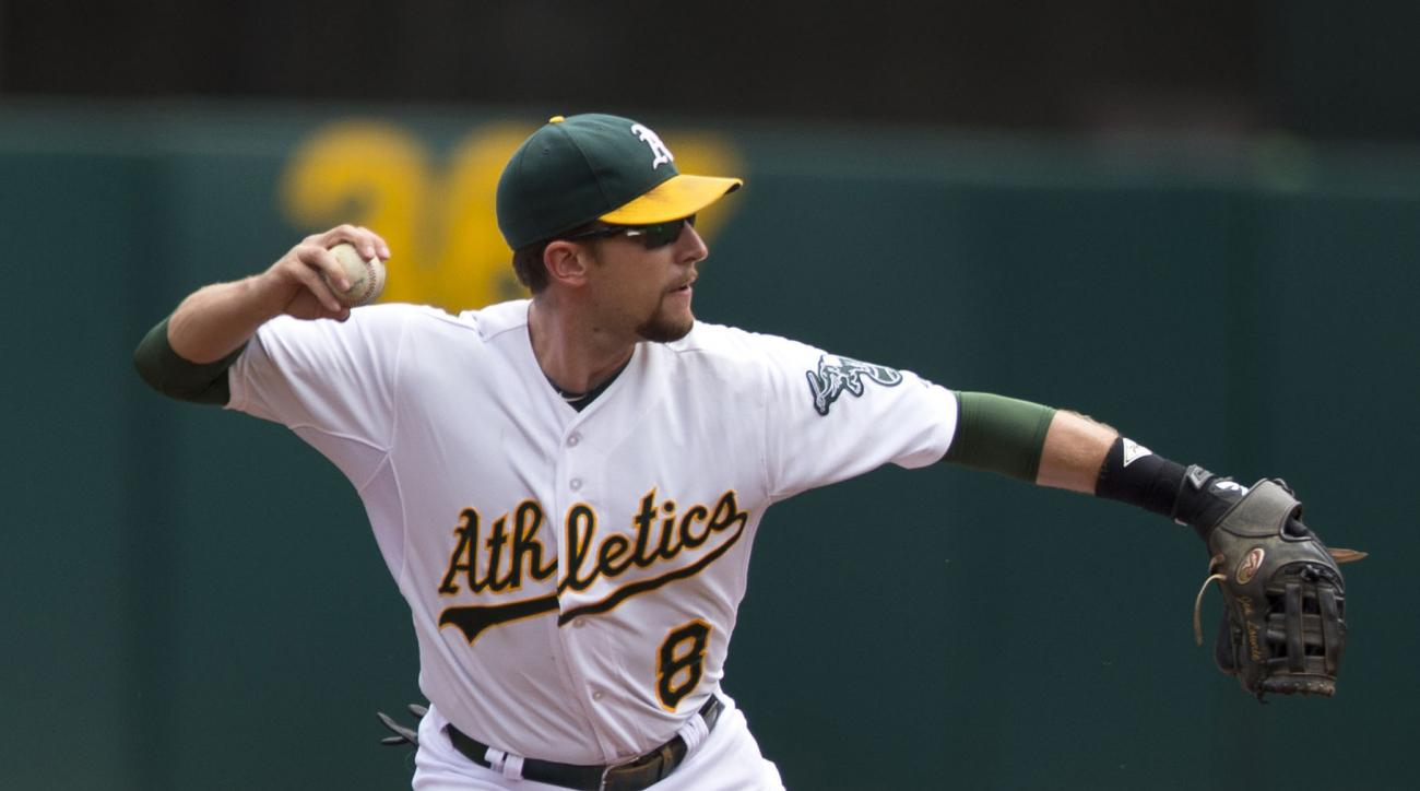 A's activate Jed Lowrie from DL
