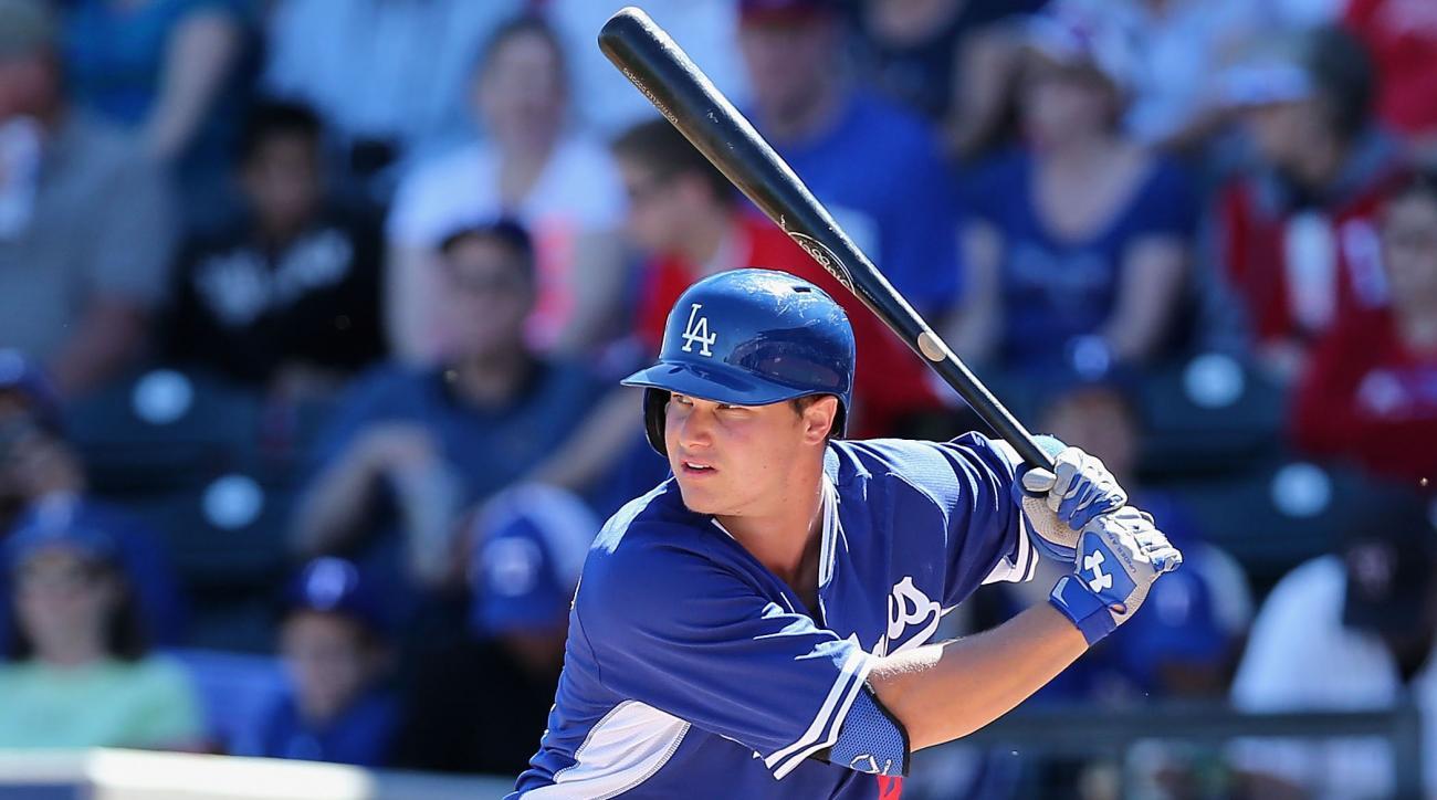 los angeles Dodgers Joc Pederson call up
