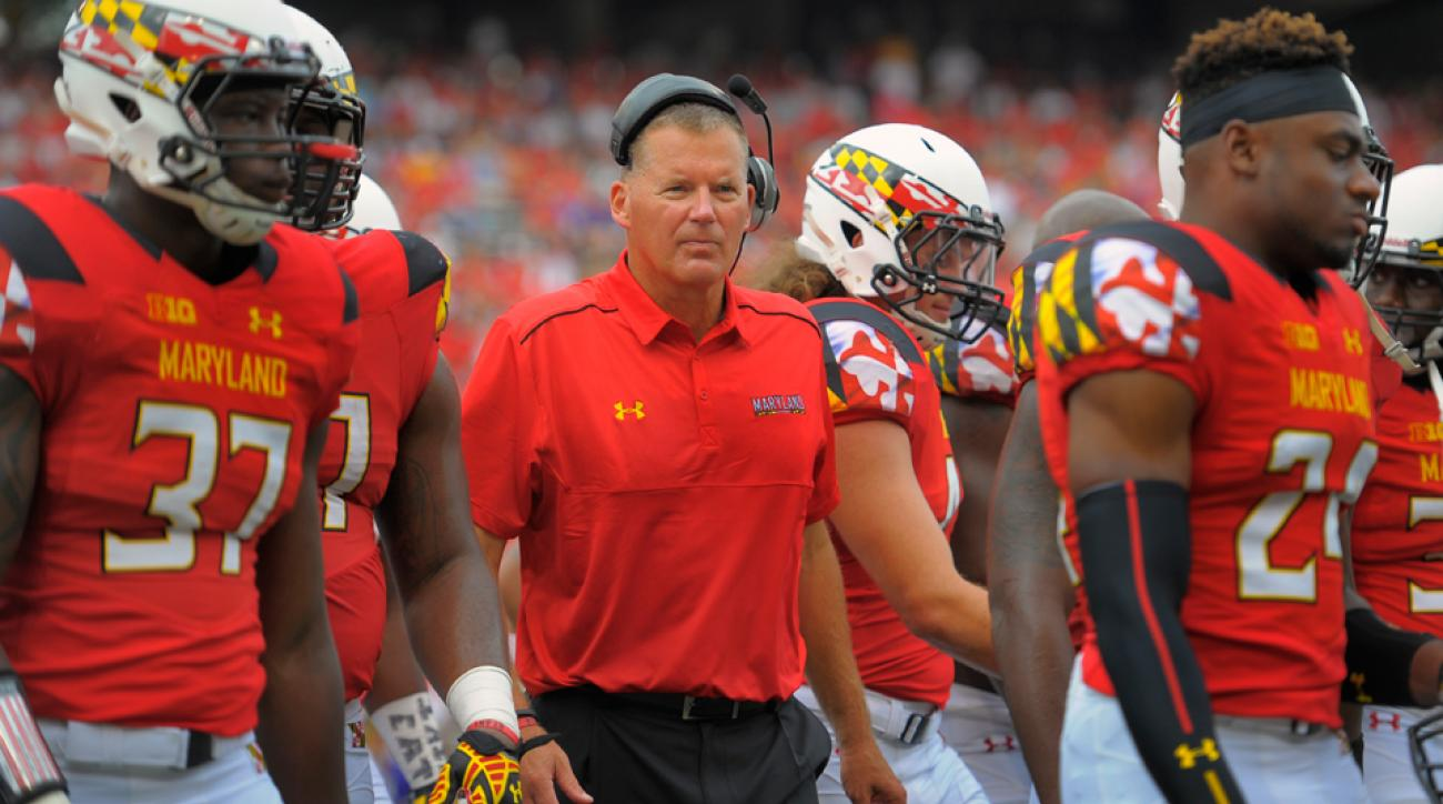 Randy Edsall Maryland