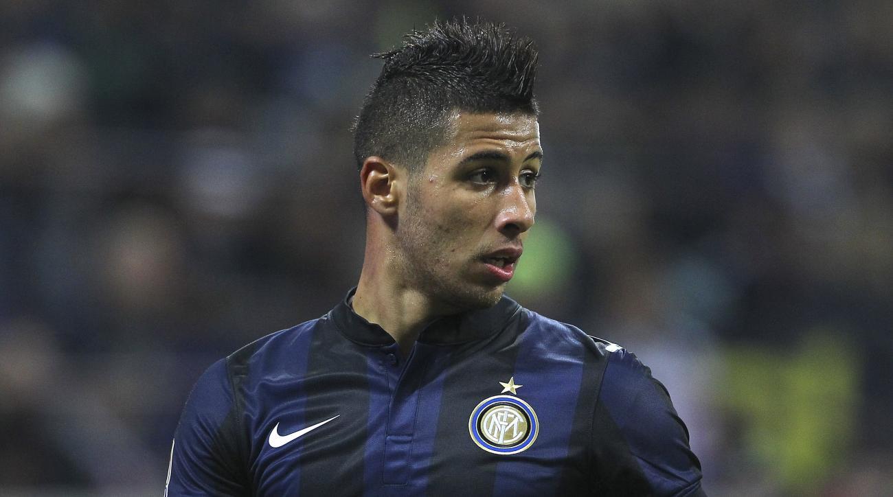 Southampton Saphir Taïder Inter Milan loan ended