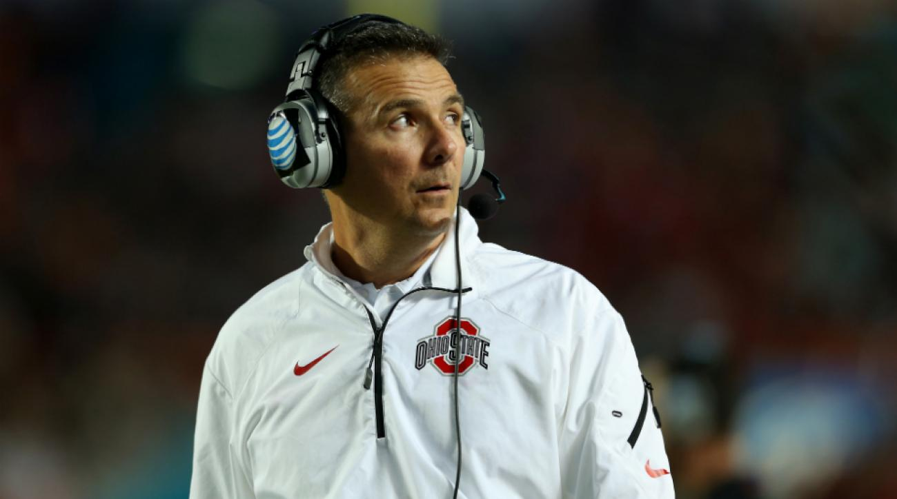 Ohio State tight end Marcus Baugh suspended for stuff