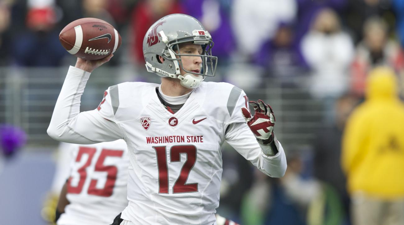 Quarterback Connor Halliday