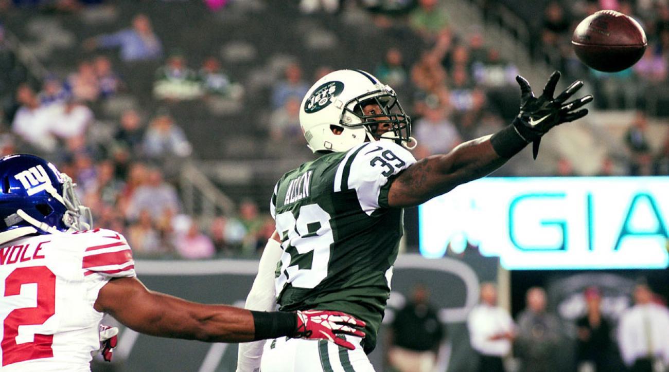Antonio Allen New York Jets
