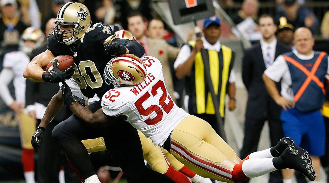 2014 NFL All-Pro predictions: Patrick Willis, Jimmy Graham, among favorites