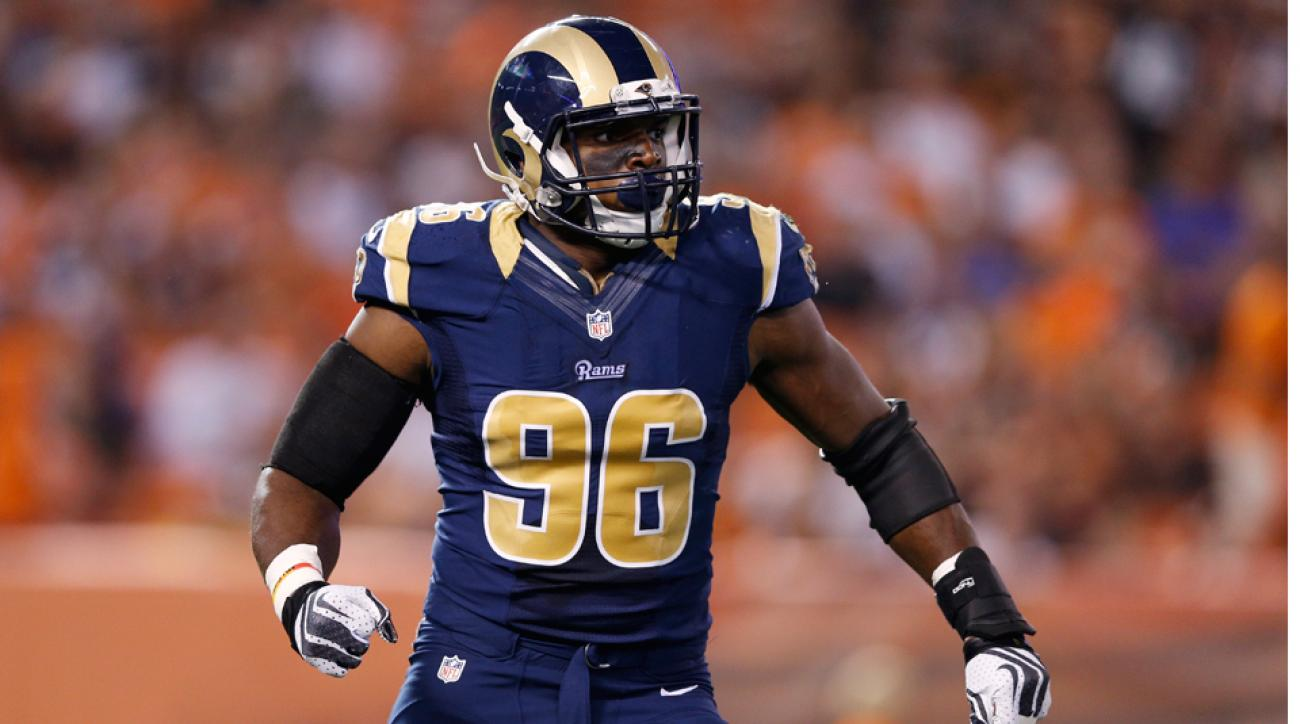 newest 50415 5bad4 Dallas Cowboys sign Michael Sam, first openly gay player ...