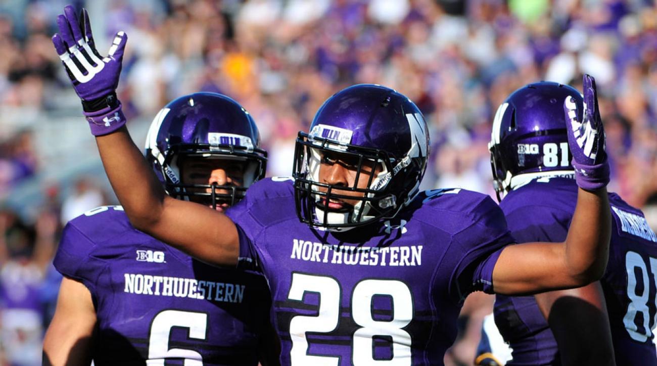 Northwestern vs Northern Illinois