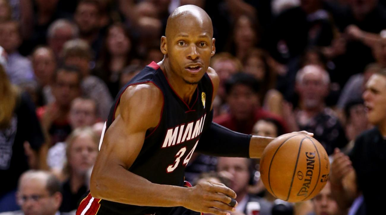 Ray Allen retirement free agent decision
