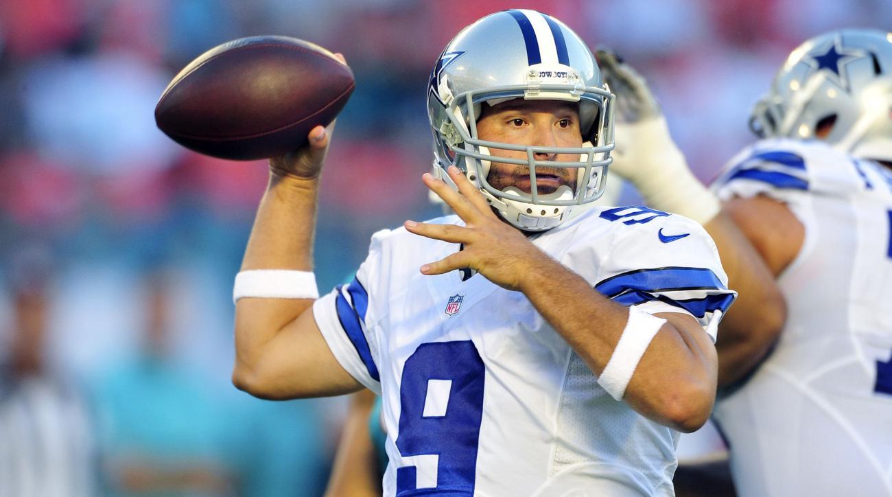 Tony Romo play caller