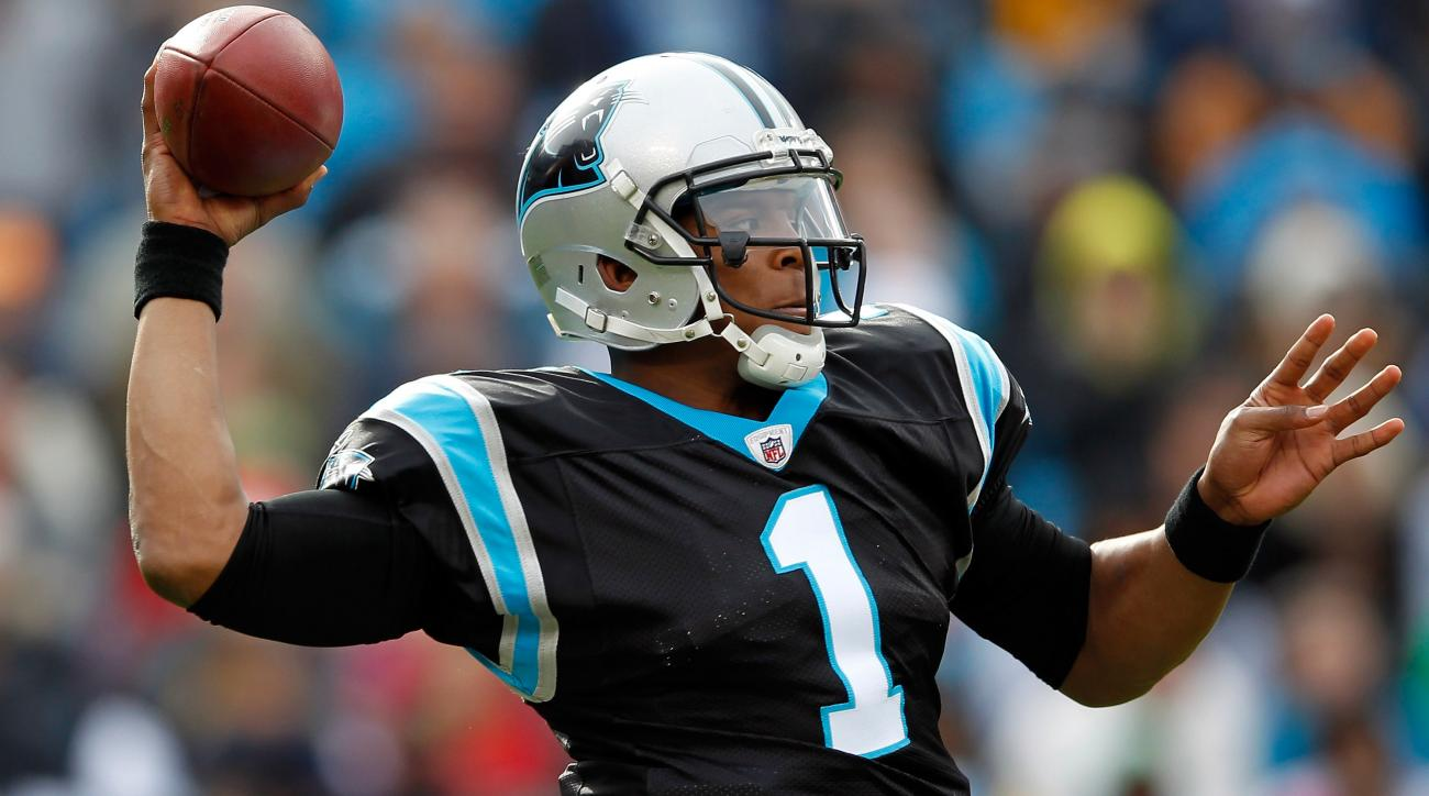 cam newton rib injury ron rivera