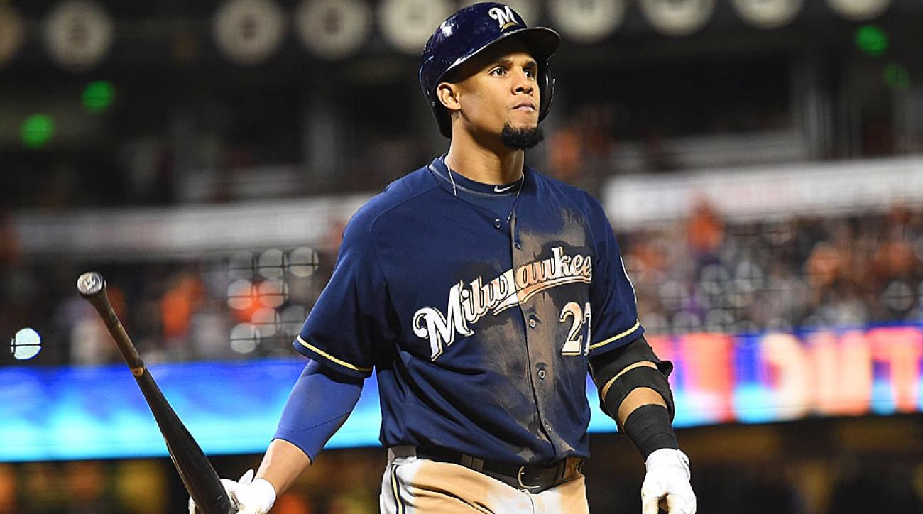 The Brewers have  lost seven games in a row and will have to try and right the ship without star player Carlos Gomez, who will miss a couple weeks with a sprained wrist.