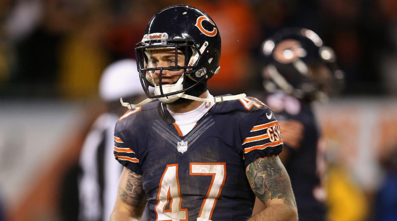 Chicago Bears safety Chris Conte cleared concussion