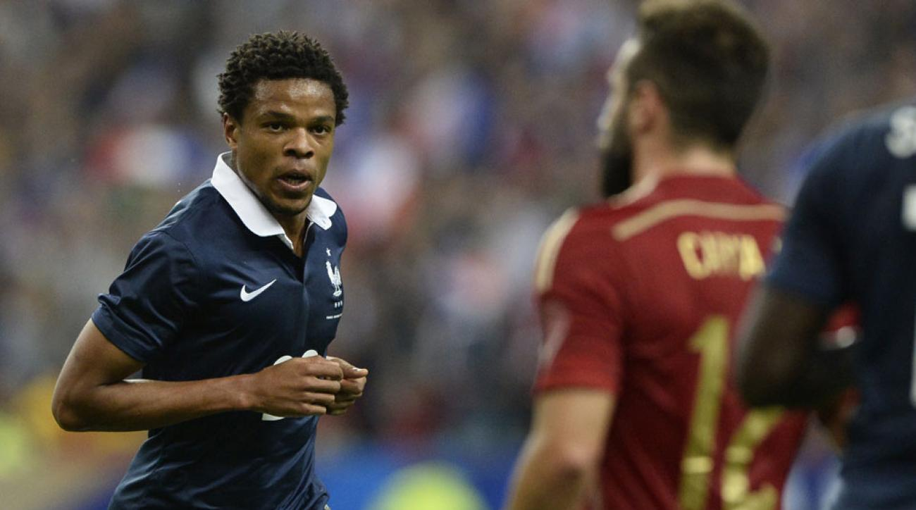 New Chelsea striker Loïc Rémy scored the only goal as France topped Spain in a friendly on Thursday.