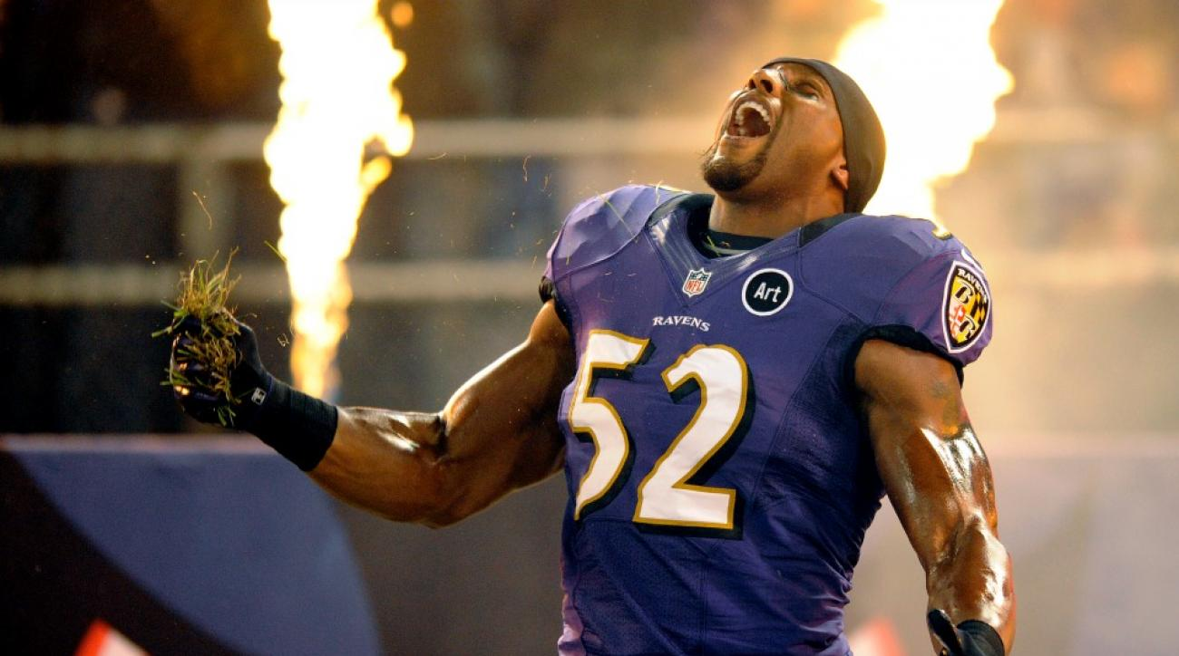 Quote By Retired Nfl Player Ray Lewis: Baltimore Ravens Unveil Statue Of Ray Lewis