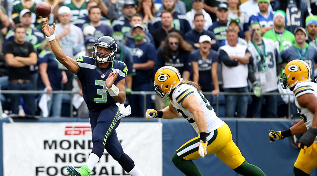 Seattle Seahawks-Green Bay Packers preview, more Week 1 action
