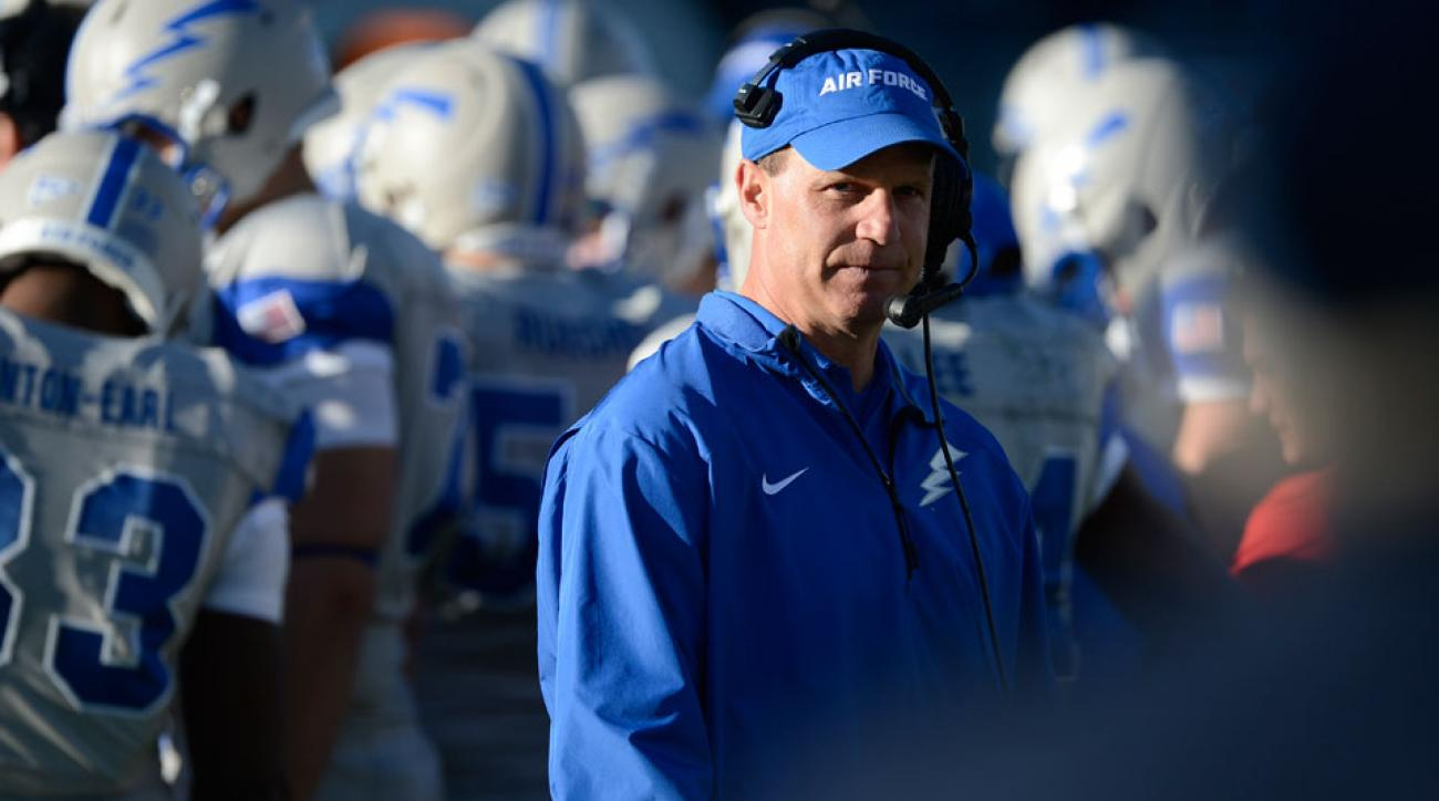 Air Force will play Wyoming