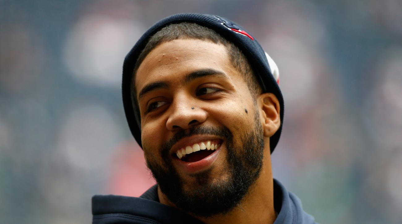 Arian Foster Houston Texans running back carries washington redskins