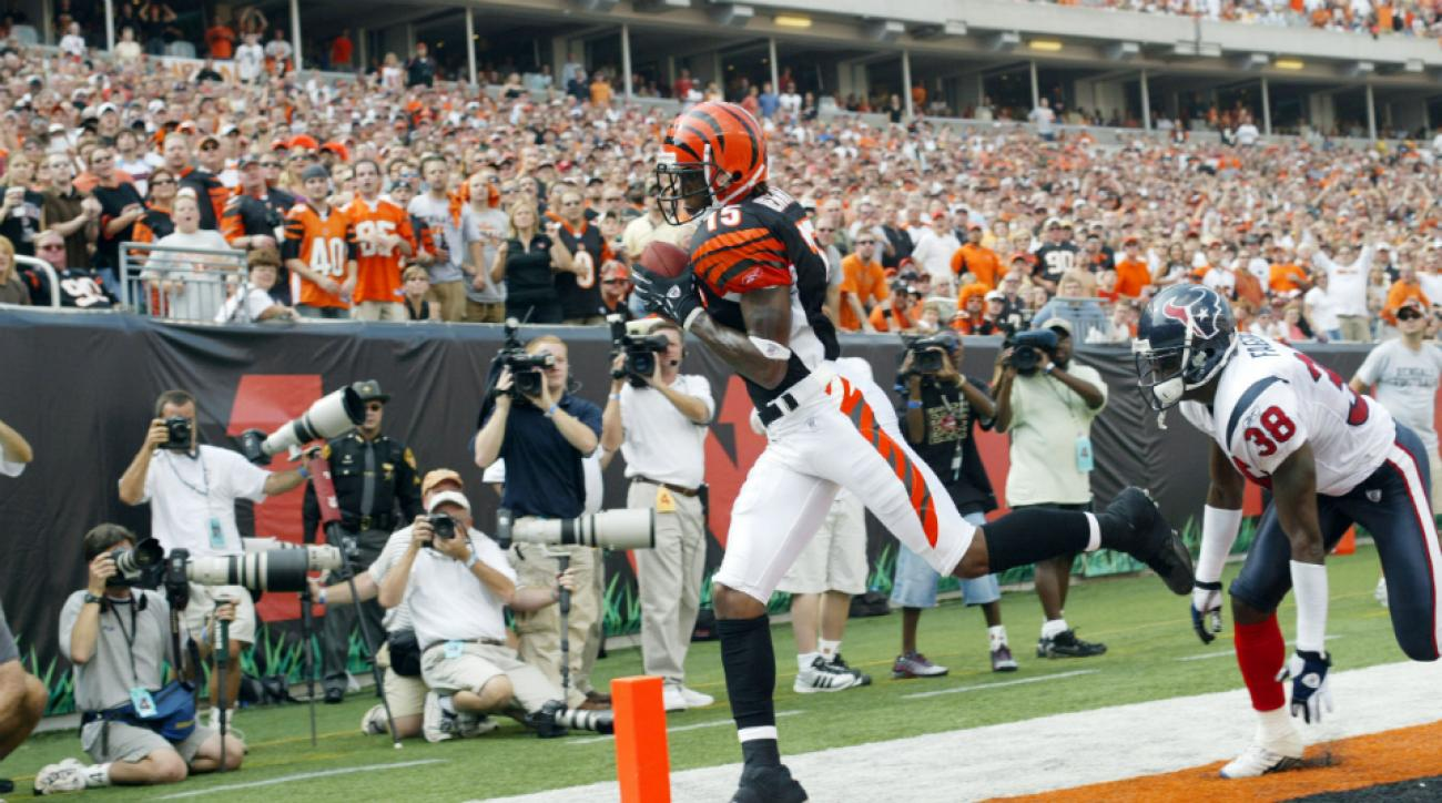 Late Bengals receiver Chris Henry high school number retired