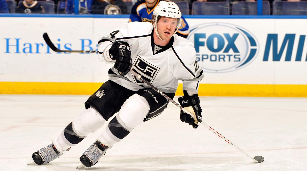 Colin Fraser LA Kings