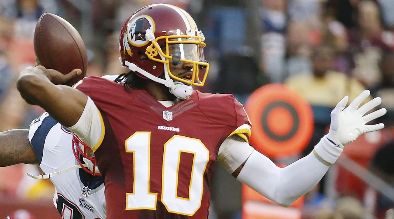 Cover-Two: Robert Griffin III under pressure, Josh Gordon and Robert Mathis suspensions loom large