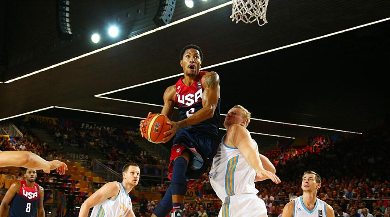 In what has become a de facto rehab assingment, Derrick Rose's time with Team USA has been ultimately positive and could change his dynamic as a player.