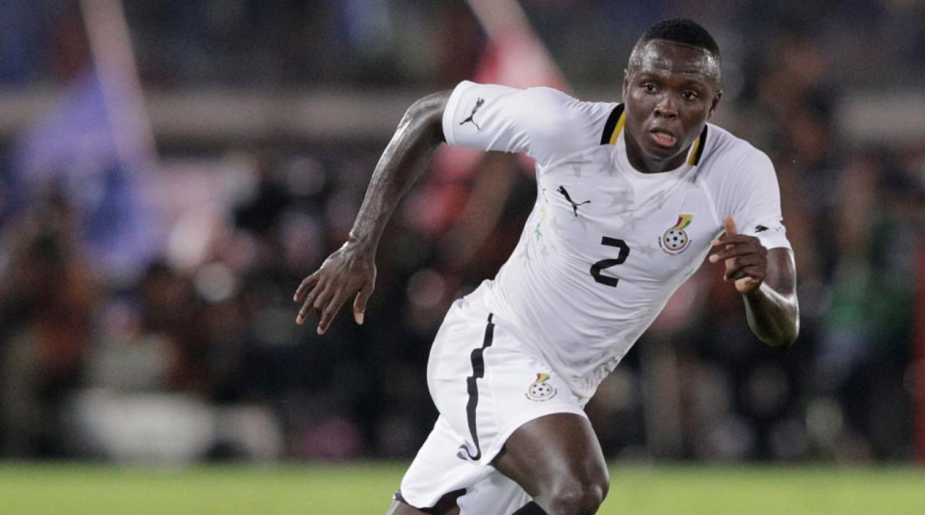 Samuel Inkoom signs with D.C. United