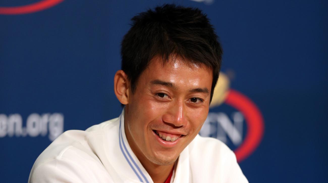 Kei Nishikori US Open