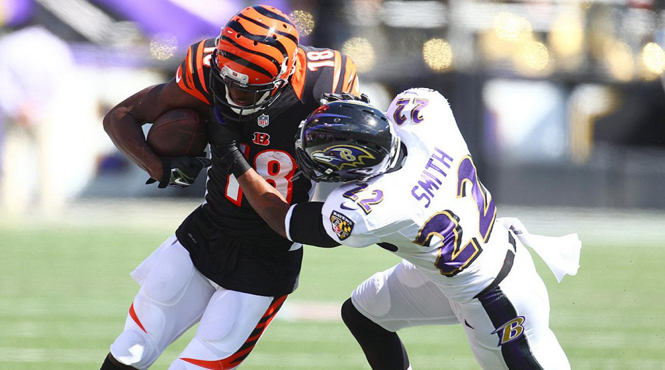 AFC North Week 1: Pittsburgh Steelers survive vs. Cleveland Browns, Cincinnati Bengals top Baltimore Ravens