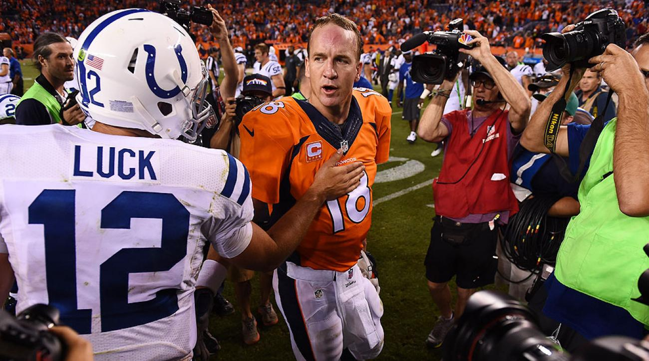 Peyton Manning embraces Denver Broncos, leaving past with Indianapolis Colts behind