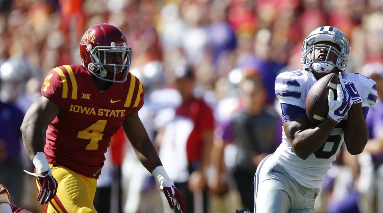 Kansas State Iowa State replay controversy
