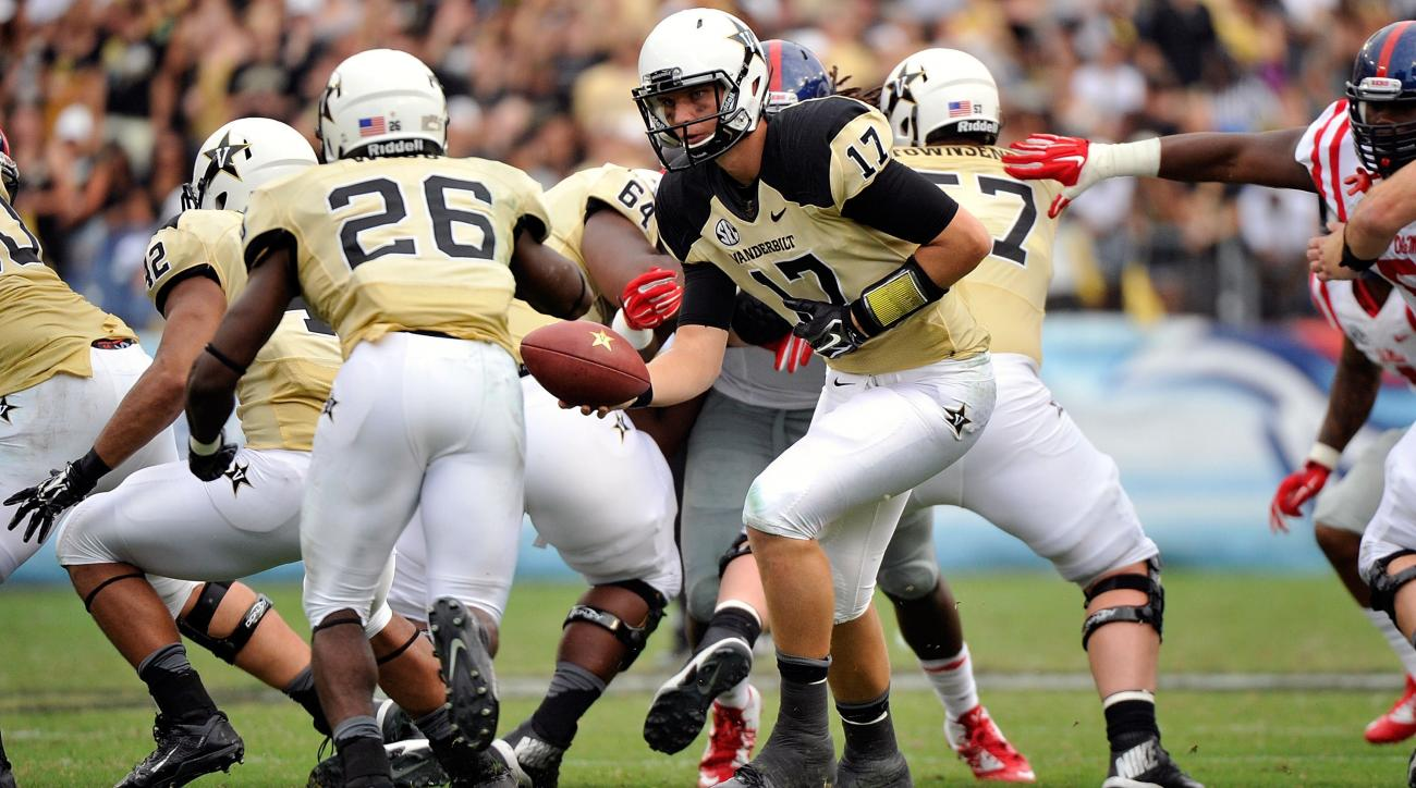 Watch Vanderbilt vs UMass football