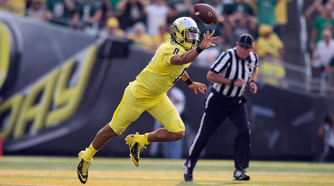 2015 NFL draft: Marcus Mariota, Everett Golson star in college football's Week 2