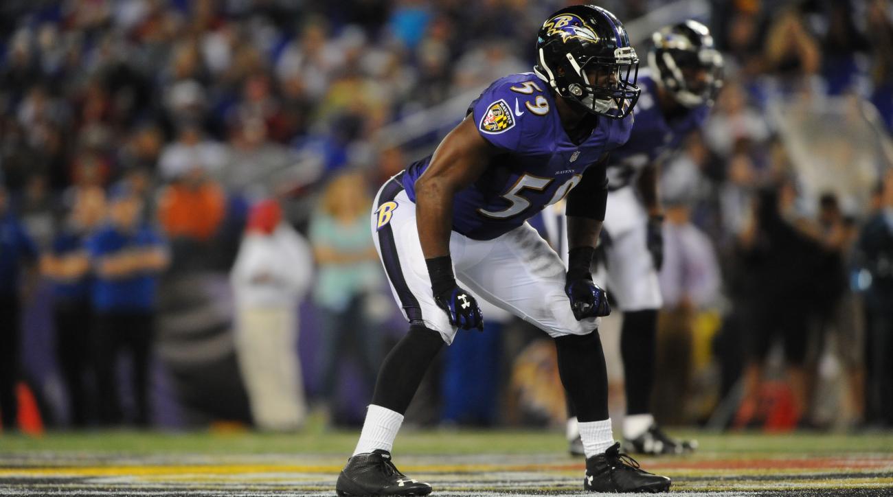 Ravens Arthur Brown trade
