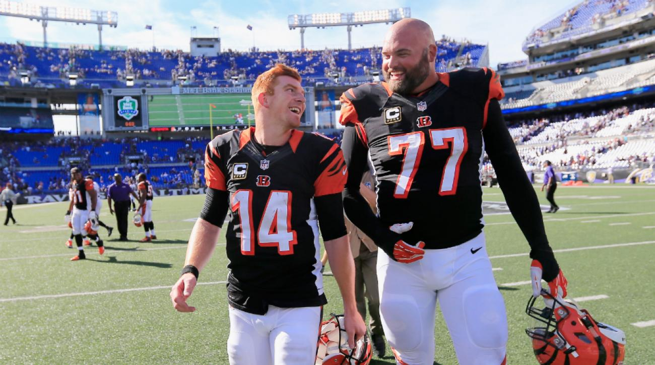 bengals falcons week 2 game time live stream tv coverage
