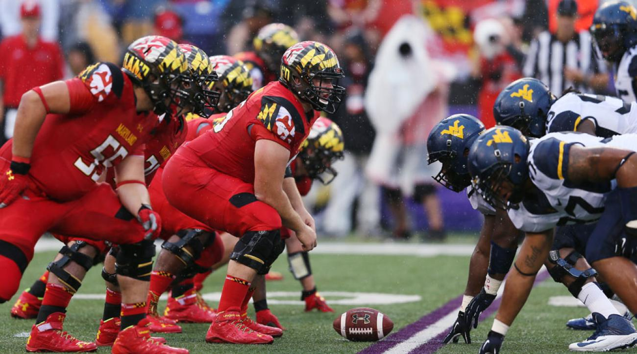 Maryland vs. West Virginia football