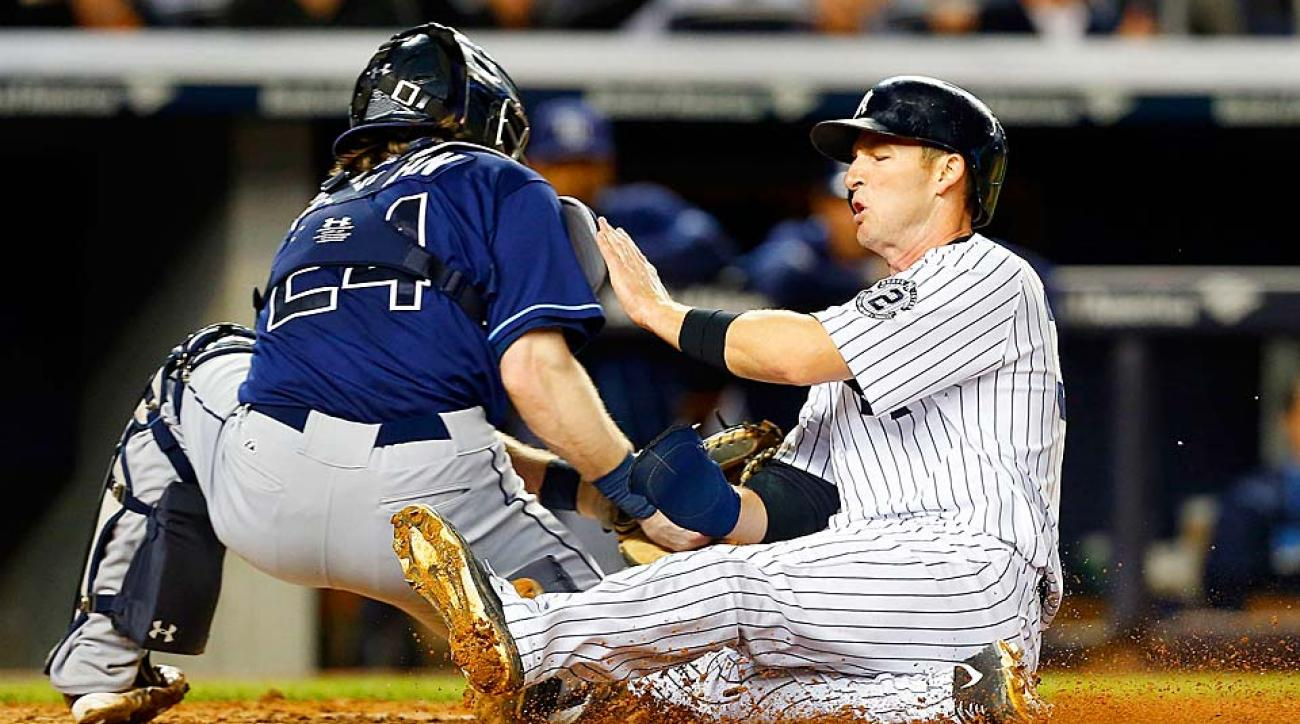 Stephen Drew New York Yankees