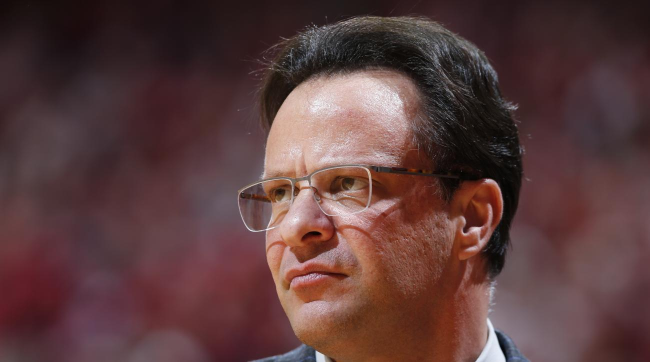 Hoosiers head coach Tom Crean reportedly thinks Juwan Morgan can be a lottery pick one day.