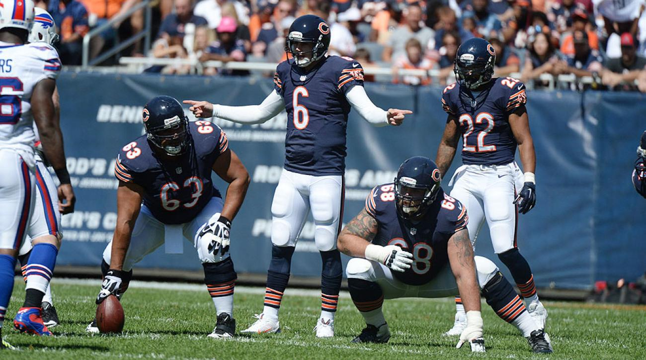 Fantasy football Week 2 player projections: Jay Cutler, LeSean McCoy expected to have big games