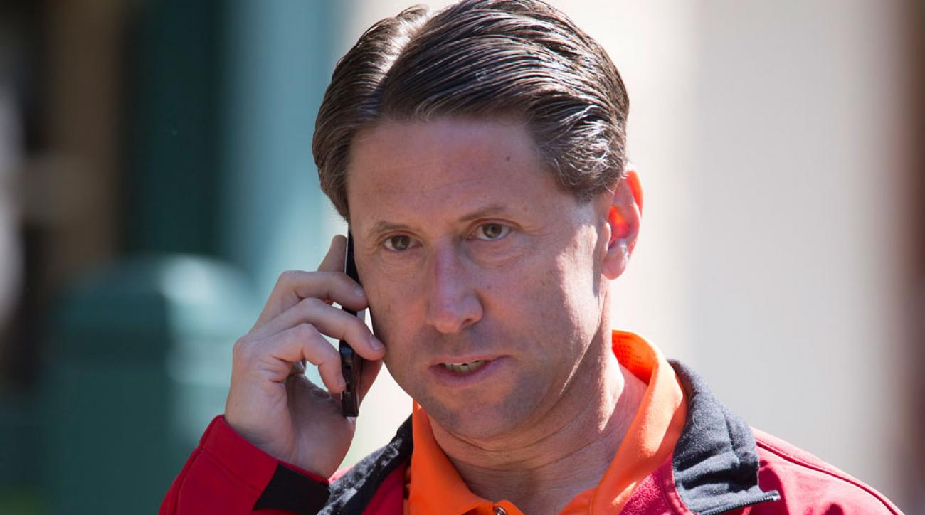 Jeff Wilpon is a co-owner of the New York Mets.