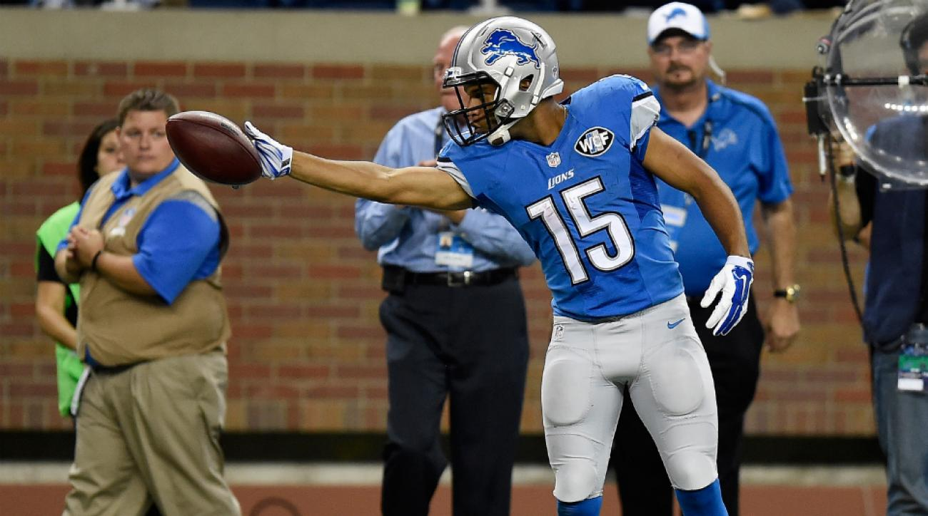 lions panthers week 2 game time live stream tv coverage